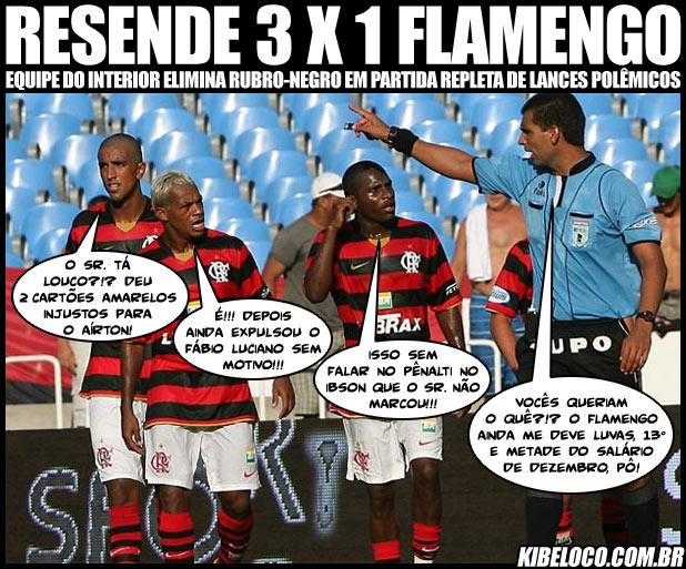 flamengo-resende-reclamando-arbitro